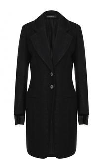 Шерстяное приталенное пальто Ann Demeulemeester