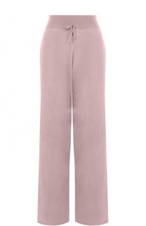 Вязаные брюки из смеси кашемира и шелка Cruciani