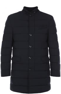 Стеганое пуховое пальто Montecore