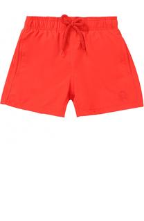 Однотонные плавки-шорты Vilebrequin