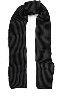 Шерстяной вязаный шарф C.P. Company