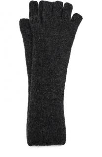Удлиненные вязаные перчатки Isabel Benenato