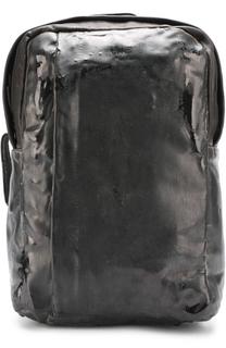 Кожаный рюкзак с потертостями OXS rubber soul