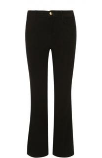 Укороченные расклешенные джинсы из вельвета J Brand
