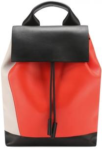 Рюкзак Pod из комбинированной кожи Marni