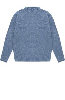 Шерстяной свитер с вкраплениями Il Gufo