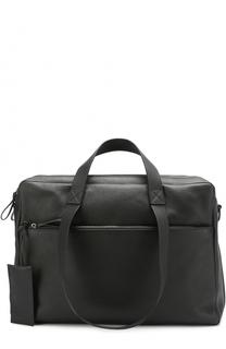 Кожаная сумка для ноутбука Marsell