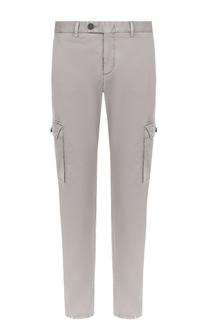 Хлопковые брюки карго Z Zegna