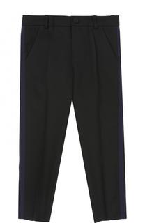 Классические брюки с лампасами Gucci