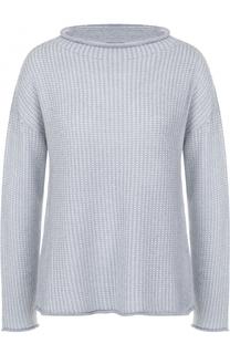 Вязаный пуловер с круглым вырезом Armani Collezioni