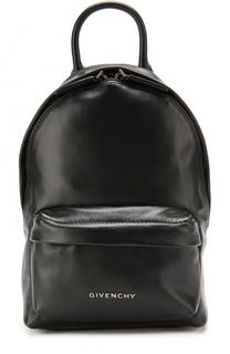 Кожаный рюкзак nano Givenchy