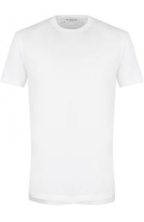 Хлопковая футболка с аппликацией Givenchy
