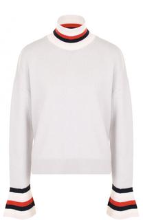 Шерстяной свитер свободного кроя MRZ