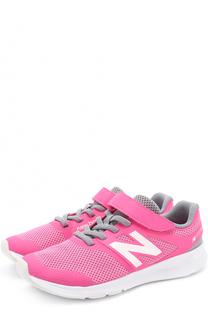 Кроссовки Premus на шнуровке с застежкой велькро New Balance