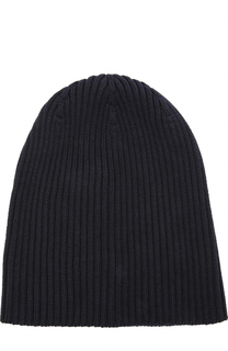 Шерстяная шапка фактурной вязки Pal Zileri