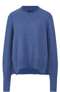 Пуловер свободного кроя с круглым вырезом Isabel Marant