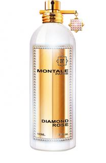 Парфюмерная вода Diamond Rose Бриллиантовая коллекция Montale
