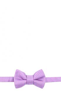 Шелковый галстук-бабочка Charvet