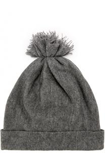 Кашемировая шапка с отворотом Balmuir