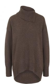 Шерстяной свитер свободного кроя Joseph