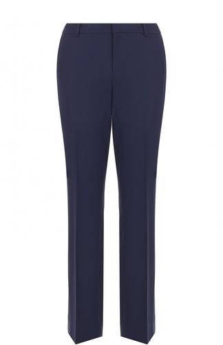 Укороченные брюки прямого кроя со стрелками Ralph Lauren