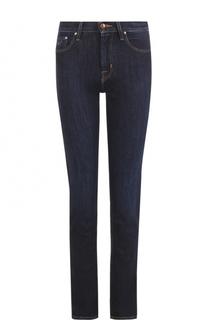 Однотонные джинсы-скинни Jacob Cohen