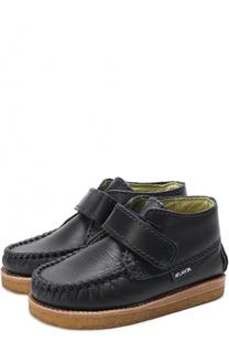 Кожаные ботинки с застежкой велькро Atlanta Mocassin