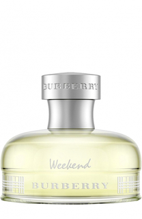 Парфюмерная вода Weekend Burberry