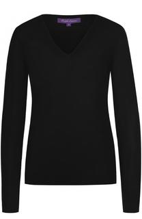 Вязаный пуловер из шерсти Ralph Lauren