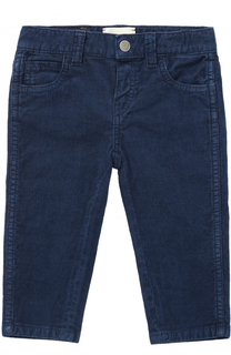 Хлопковые брюки прямого кроя Gucci