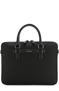 Сумка для ноутбука с плечевым ремнем Dolce & Gabbana