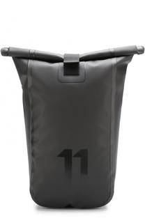 Текстильный рюкзак с декоративной отделкой 11 by Boris Bidjan Saberi