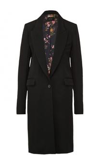 Удлиненное шерстяное пальто Isabel Marant