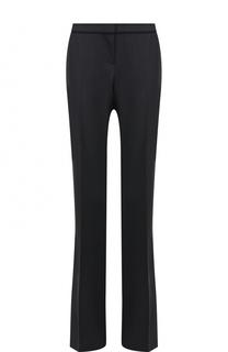 Расклешенные брюки со стрелками BOSS