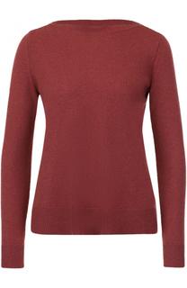 Кашемировый пуловер с вырезом-лодочка Isabel Marant
