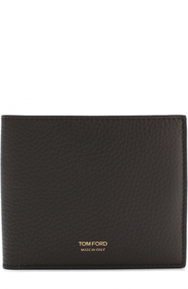 Кожаное портмоне с отделениями для кредитных карт Tom Ford