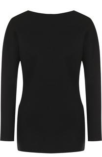 Пуловер с V-образным вырезом на спинке Walk of Shame