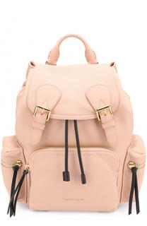 Кожаный рюкзак Rucksack Burberry