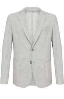 Однобортный пиджак BOSS