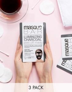 Отшелушивающая маска с углем MasqueBAR x3 - Бесцветный