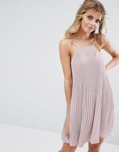 Свободное платье Glamorous - Фиолетовый
