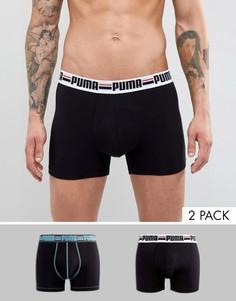 Набор из 2 боксеров Puma - Серый