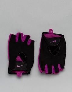 Спортивные перчатки Nike - Черный