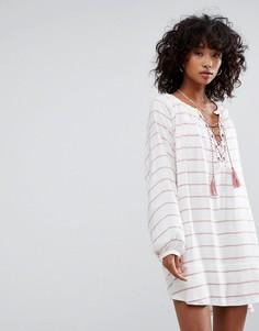 Платье-туника d.RA Montecito - Белый