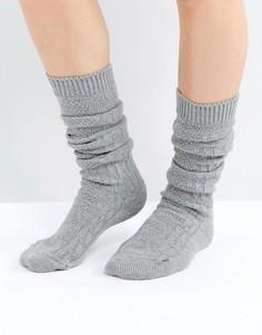 Длинные носки ASOS - Серый