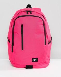 Розовый рюкзак Nike BA4857-694 - Розовый