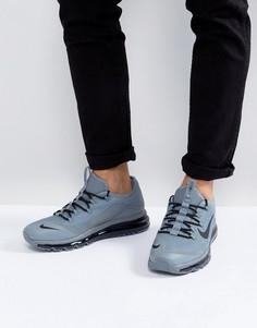 Серые кроссовки Nike Air Max More 898013-003 - Серый