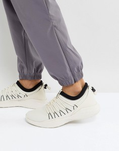 Бежевые кроссовки с фиксатором Nike Jordan Formula 23 908859-113 - Бежевый