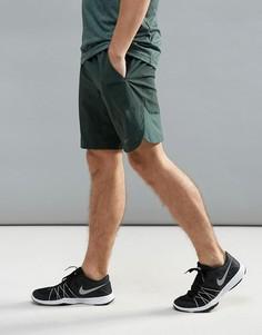 Шорты цвета хаки Nike Training 833370-332 - Зеленый