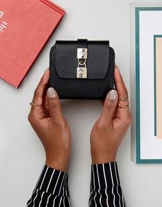 Маленький кошелек с откидным клапаном Fiorelli Evie - Черный